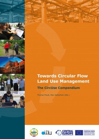 Cover: Towards Circular Flow Land Use Management