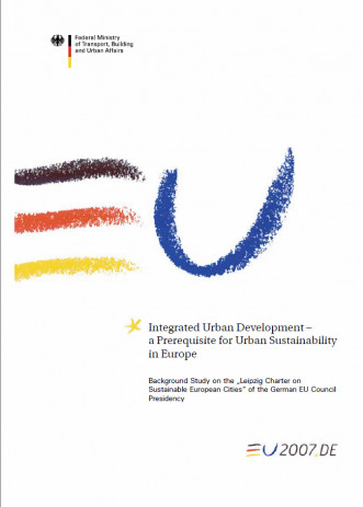 Cover: Integrated Urban Development - a Prerequisite for Urban Sustainability...
